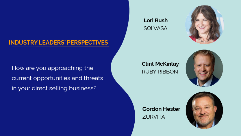Video on Industry Leaders' Perspectives: How are you Approaching the current Opportunities and Threats?