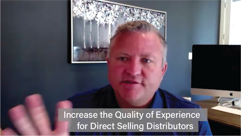 Industry Leaders' Perspectives: How can we Increase the Quality of Experience for Direct Selling Distributors?