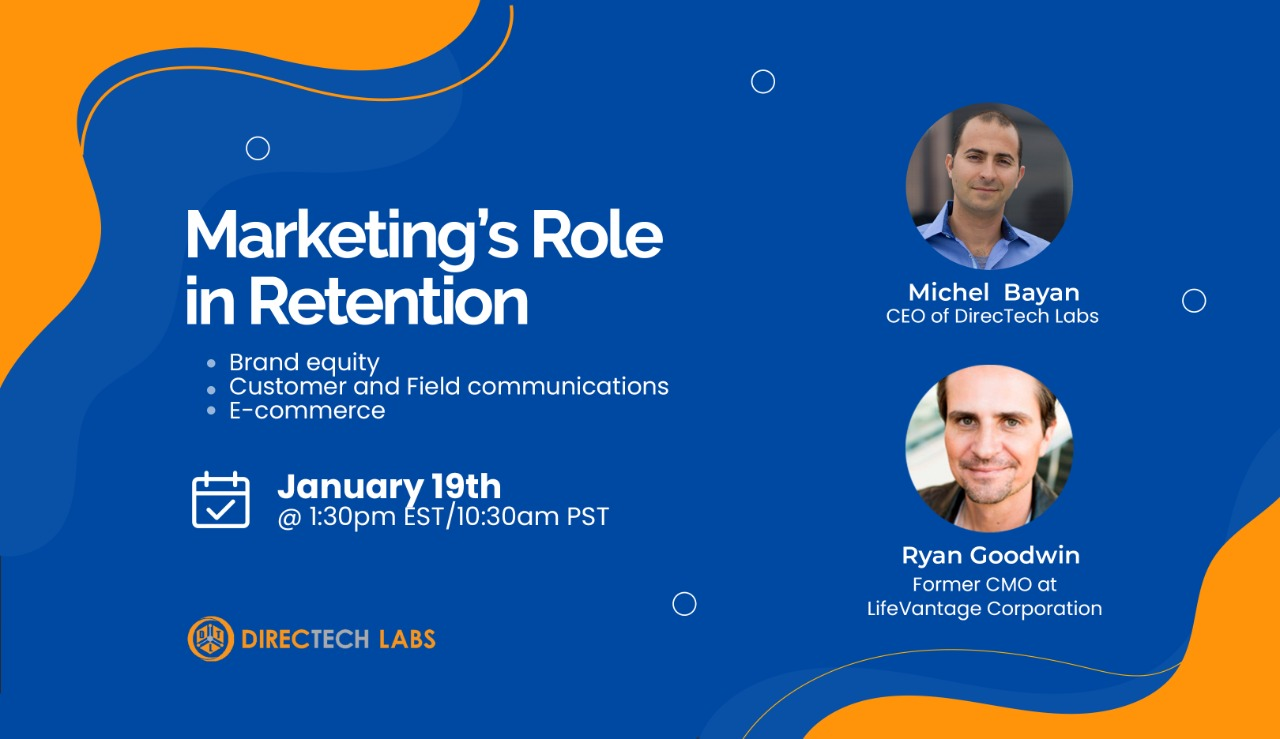 Marketing's Role in Retention